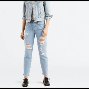 Levi's wedgie Jeans 29